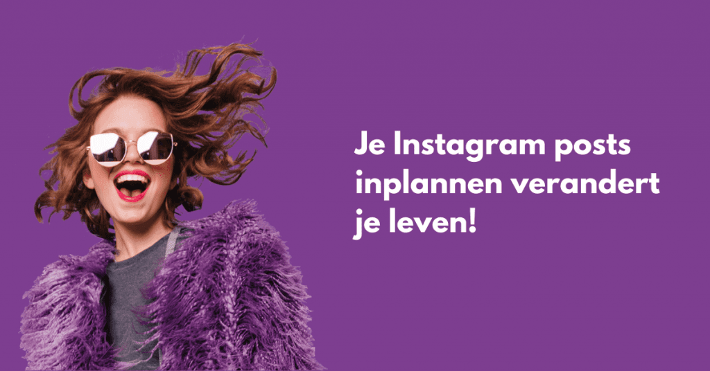 instagram posts inplannen